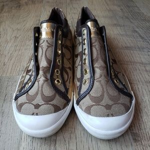 Coach Felix Slip On Sneakers